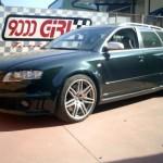 """Audi RS4 4.2 v8 """"L'orso grigio"""""""