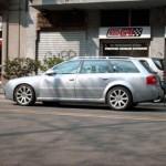 """Audi RS6 """"September morning"""""""