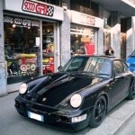 "Porsche 964 RS ""La Batmobile"""