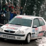 "Citroen Saxo vts gr. N ""The racer"""