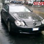 "Mercedes Sl 55 Amg ""Cinecittà"""