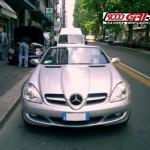 """Mercedes Slk 350 """"La marmellata di albicocche"""""""
