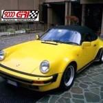"""Porsche Speedster serie G """"Numero 1"""""""