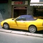 """Maserati Spyder Cambio Corsa """"Il Duce"""""""