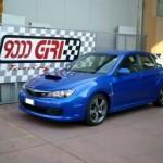 """Subaru Wrx Sti """"Blu ribbon"""""""