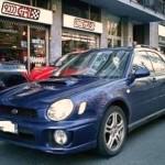 """Subaru Impreza Wrx """"Il camallo"""""""