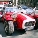 "Caterham Super Seven ""Il cavallo di razza"""