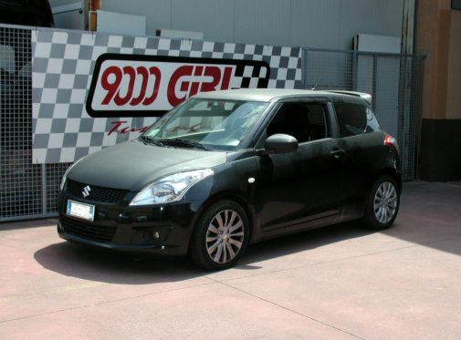 Suzuki Swift by 9000 Giri
