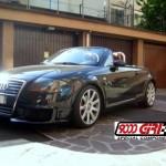 """Audi TT cabrio """"L'orchidea selvaggia"""""""