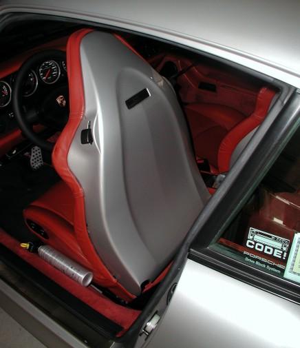 Porsche 993 turbo 9000 Giri