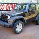 "Jeep Wrangler JK Sport 2.8 crd ""The boss"""