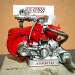 Preparazione motori completi Fiat 500 by 9000 Giri