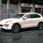 """Porsche Cayenne TD """"The untouchable"""""""