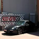 """Porsche 997 cabrio black edition """"Mamba nero"""""""