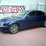 "Jaguar S Type 8V ""The blu mobile"""