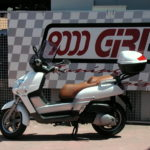 "Yamaha XC 300 ""White pearl"""