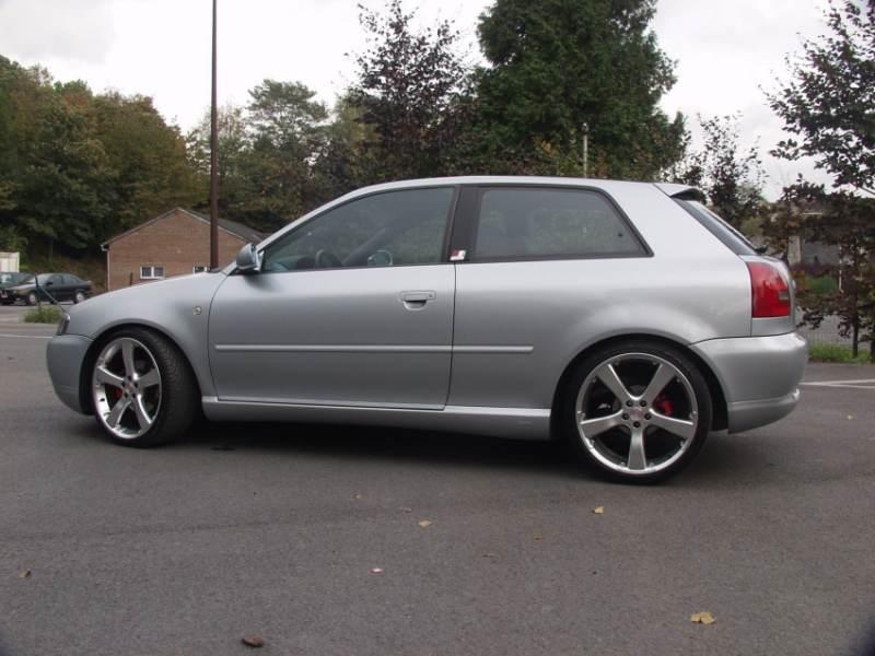 Archivio Usato 187 Audi A3 8l Kit Estetico Caractere 9000 Giri