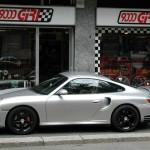 """Porsche 996 turbo """"Operazione tuono"""""""
