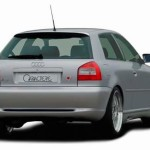 Audi A3 8L kit estetico Caractere