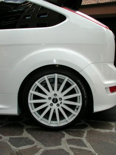 ford focus rs 9000 Giri