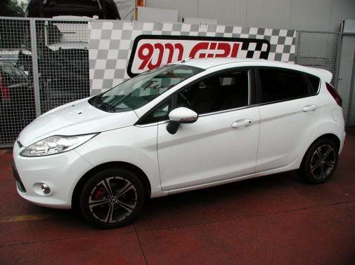 Ford Fiesta 9000 Giri