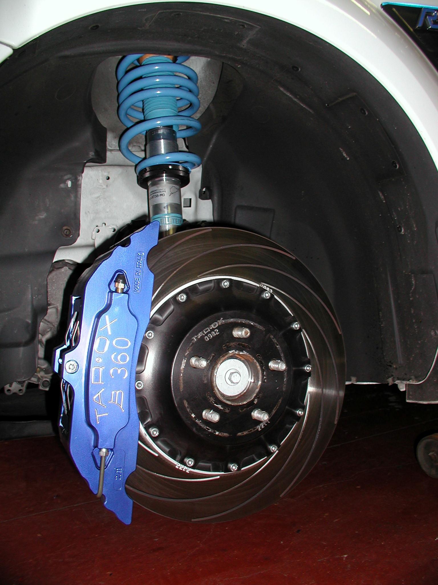 Archivio elaborazioni ford focus rs mk ii armageddon for Kit per il portico anteriore