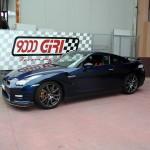 "Nissan GT-R 35 ""Vento divino"""