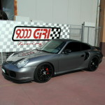 """Porsche 996 turbo """"Cannonball"""""""
