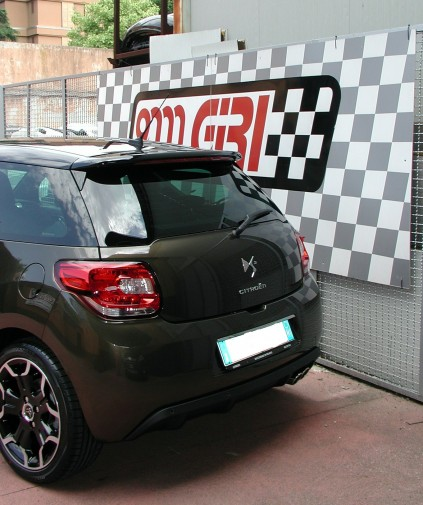 Citroen DS3 9000 Giri