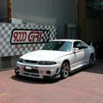 """Elaborazione Nissan Skyline GTR 33 """"Tokyo drift"""""""