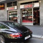"""Porsche 997 Carrera 4S """"A bombazza"""""""