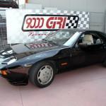 """Porsche 928 S """"Black shark"""""""