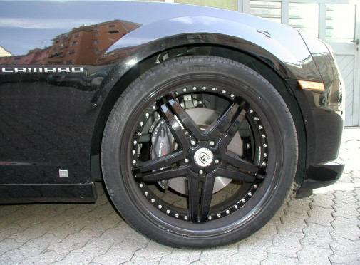 pastiglie Ebc Chevrolet Camaro
