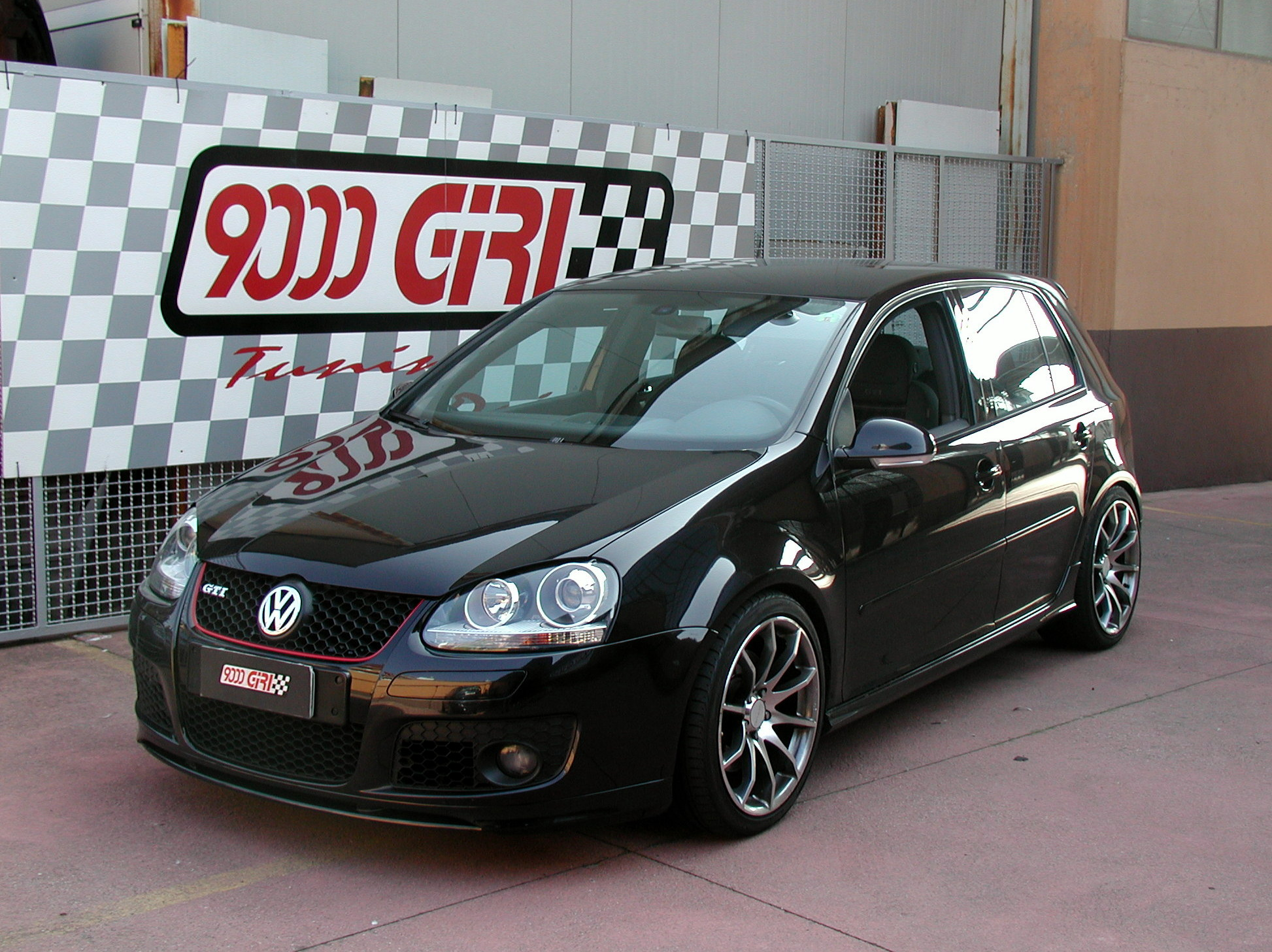 Archivio Elaborazioni 187 Vw Golf V Gti Risky Business