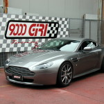 "Aston Martin 4.2 Vantage ""Top level"""