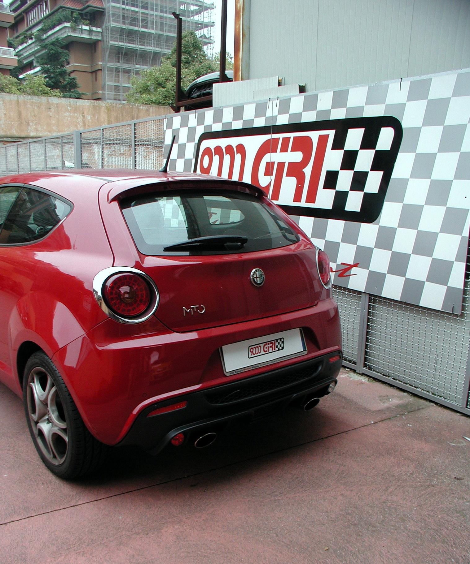 """Alfa Mito Jtdm 120 Cv """"La Lince"""""""