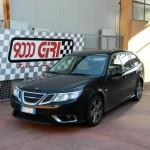 """Saab 9.3 1.9 tid """"Parmigiano reggiano"""""""