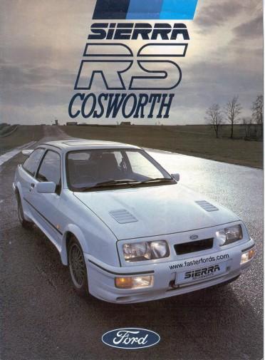 riparazione centraline Ford Sierra Cosworth