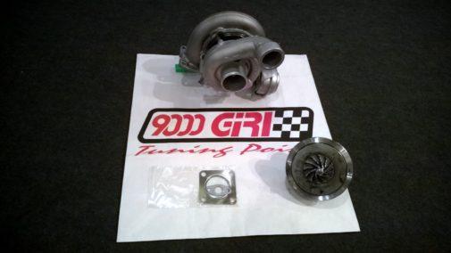 Alfa 156 2.4 jtdm powered by 9000 Giri
