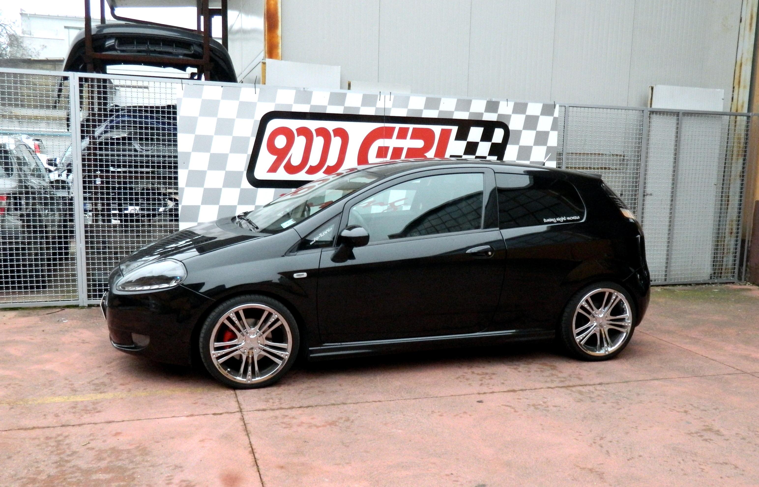 Archivio Elaborazioni 187 Fiat Grande Punto 1 3 Mjet Black Boy 9000 Giri