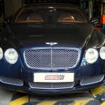 """Bentley Continental GT """"Il paradiso terrestre"""""""