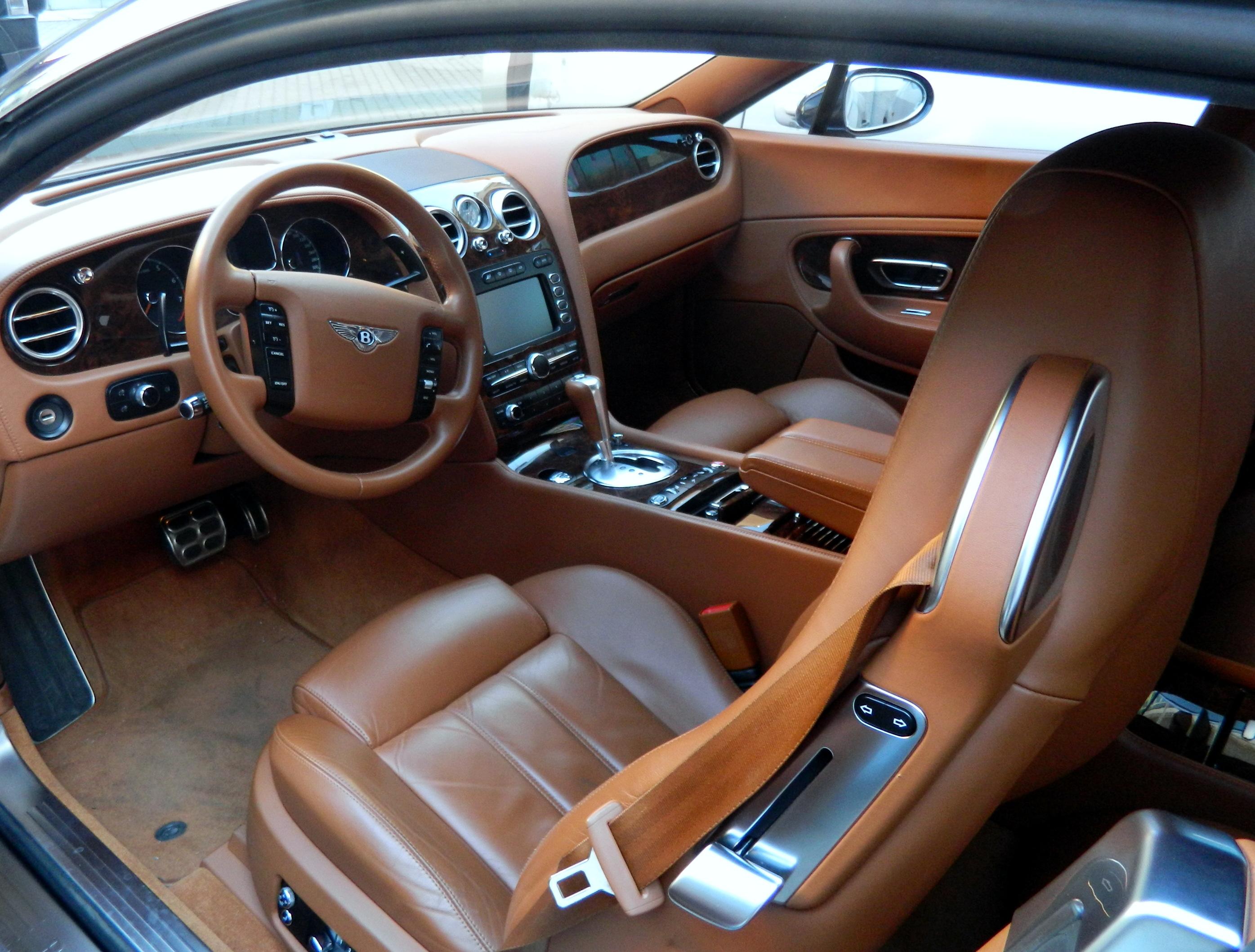 Archivio Elaborazioni 187 Bentley Continental Gt Il