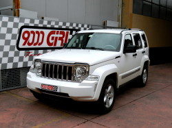 Jeep Cherokee 9000 Giri