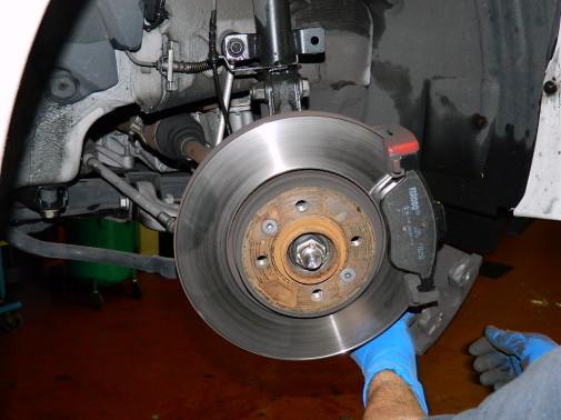 impianto frenante sportivo Renault Twingo Rs