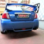 """Subaru Impreza Wrx Sti 2.5 """"Banzai"""""""