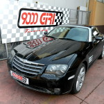 "Chrysler Crossfire 3.2 V6 ""Bring in action"""