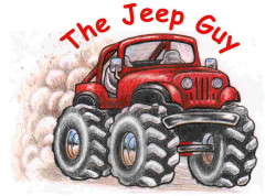 The Jeep Guy Logo