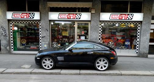 Chrysler Crossfire 9000 Giri