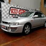 "Subaru Impreza Wrx compact wagon ""King Tiger"""