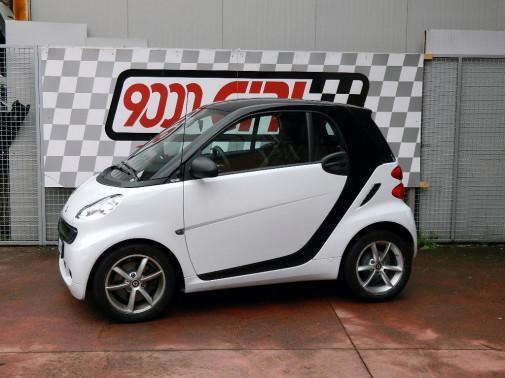 smart by 9000 giri